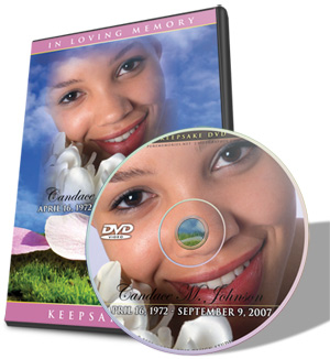 Keepsake DVD